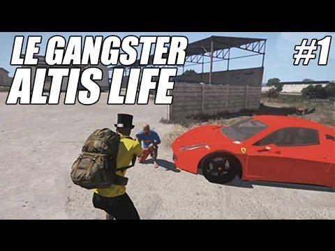 Arma 3 Altis Life : Le Gangster, ep1