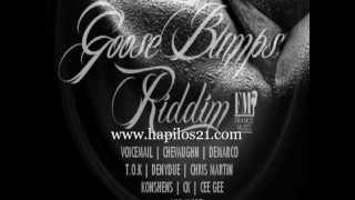CHRIS MARTIN - IF I DIE TONIGHT - GOOSE BUMPS RIDDIM - FRANKIE MUSIC - 21ST- HAPILOS DIGITAL