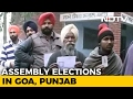 Punjab, Goa go to polls today..
