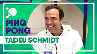 Entrevista Tadeu Schmidt