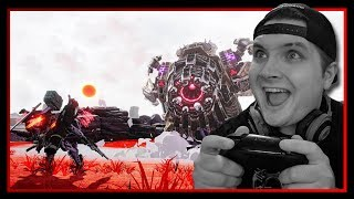 Daemon X Machina E3 REACTION - Ace the Gamer Dude