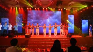 VPBANK SING & DANCE 2016 FINALE - NHỮNG TRÁI TIM VIỆT NAM - CPCUW MN