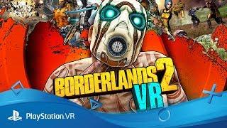 Borderlands 2 vr :  bande-annonce