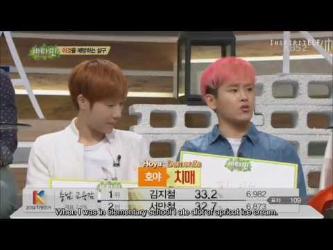 [ENG SUBS] Infinite Sung Kyu & Hoya @ Vitamin 140604