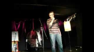 Tim Perkovic beim 10. Stuttgarter Comedy Clash