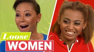 Mel B's Daughter Reveals What She Really Thinks of Her Mum | Loose Women