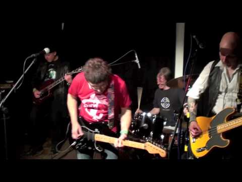 Pink Fairies tribute band-Pink FA Part 4-Portobello Shuffle and the Snake