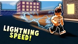 *NEW* AWESOME LIGHTNING SPEED | Sprinting Simulator 2 UPDATE | Roblox #2