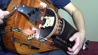 Andrey Vinogradov (hurdy-gurdy) - Solnce Gree/Teche Mi Voda Studena