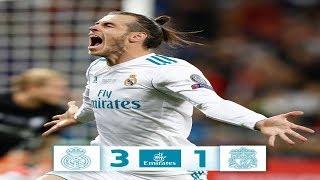 Chung kết C1 2018   Real Madrid 3-1 Liverpool All Goals & Highlights 27-5-2018 HD   Real vô địch C1