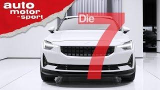 Automobilsalon Genf 2019: 7 Neuheiten, die man nicht verpassen darf   auto motor & sport