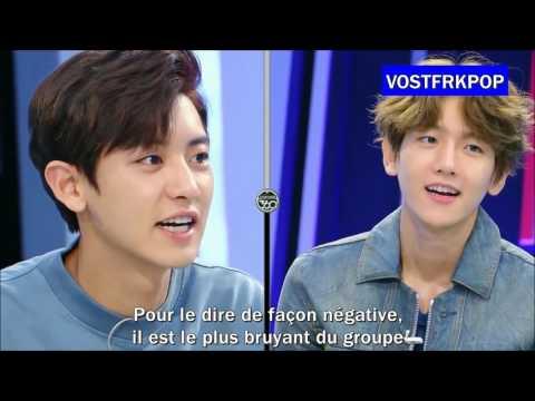 [VOSTFR] EXO Star Show 360 Scène coupée, Présentations