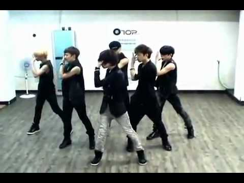 Teen Top-CLAP Dance Practice