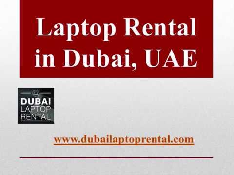 Laptop Rental in Dubai, UAE