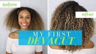 My First DevaCut Experience