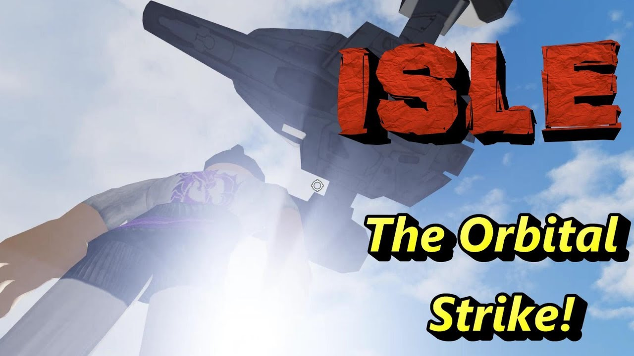 Roblox Isle Facility Location Isle On Roblox Ape City And The Orbital Strike