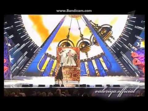 Валерия - Мы вместе. Золотой Граммофон 2007