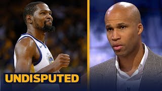 Richard Jefferson is not betting against Golden State to win the 2018 NBA Title   UNDISPUTED