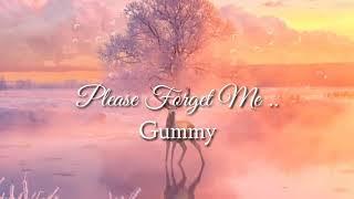 Please Forget Me -Gummy- Lyric (Fadielndn)