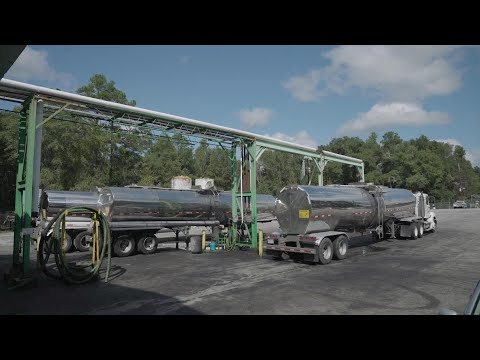 screenshot of youtube video titled Green Energy Biofuel Transportation  | Let's Go! CAREERS