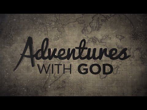 """Don't miss """"Adventures With God,"""" debuting Tuesday, January 3rd, at 9 p.m. Pacific (11 p.m. Central, 12 a.m. Eastern), exclusively on the Trinity Broadcasting Network -- and streaming online at itbn.org/channels/tbn."""