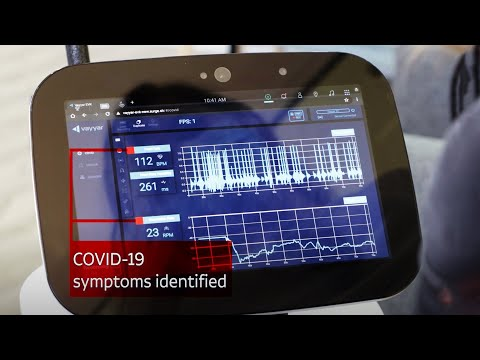 Vayyar & Meditemi - joint solution for COVID-19 early stage symptom detection