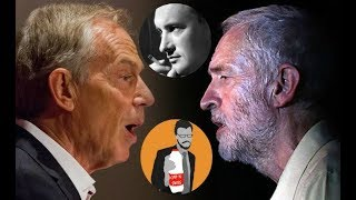 MIRROR: Blair more radical and left wing than Corbyn (with Captain Switzerland)