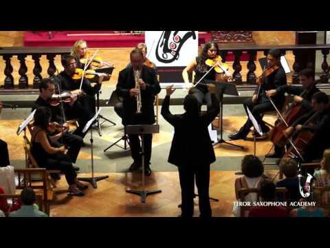 Pavane - Teror Saxophone Academy 2015