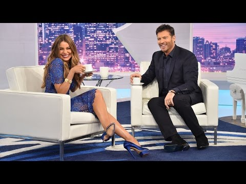 Sofía Vergara Was Almost a Dentist! Plus, She Has a Surprise For The Audience!