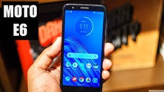Video Motorola Moto E6 yFGxd7mnig0
