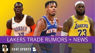 Lakers Trade Rumors: 5 Point Guards Lakers Can Target, Kobe Returns To Lakers, Dwight Snubs LeBron
