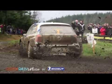 Leg 2 - 2014 WRC Wales Rally GB - Best-of-RallyLive.com