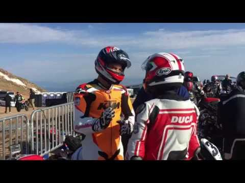 2016 Pikes Peak International Hill Climb Diary #6- Cycle News