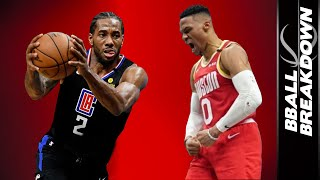 Russell Westbrook, Kawhi Leonard, And Zion DOMINATE In The Top NBA Highlights Of The Night