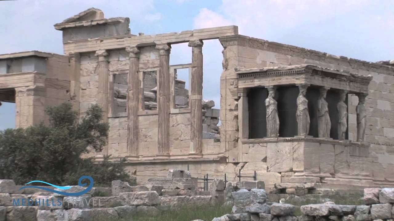 History of Athens Greece