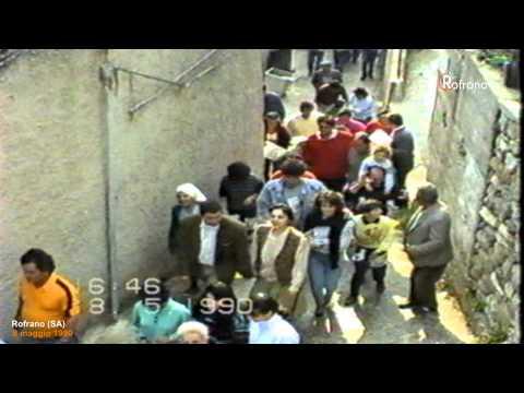 "Sfilata lista ""Rofrano Libera 1990"