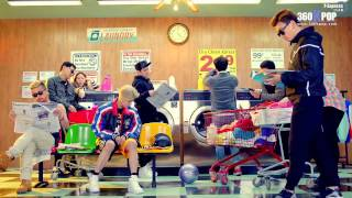 [Vietsub][HOT Debut MV] AMBER - SHAKE THAT BRASS (ft. SNSD TaeYeon) [T-ExpressTeam]
