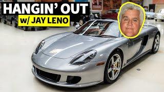 Jay Leno Details Larry's R32 GTR??