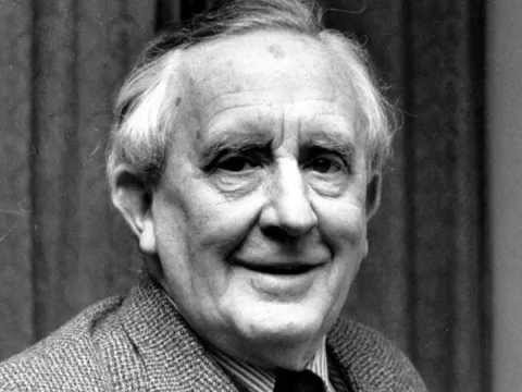 J. R. R. Tolkien discussing The Lord of the Rings (1960s Interview)