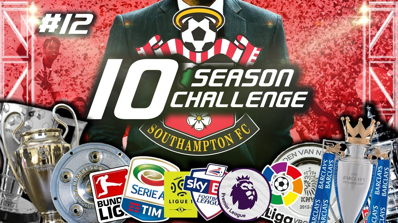 10 Season Challenge | Episode 12: Regen Youth Intake | Football Manager 2017 Let's Play