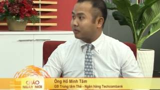 Tư vấn về thẻ tín dụng hạng bạch kim Techcombank Visa Platinum (HVT7)