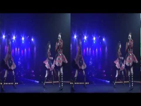 "[3D] モーニング娘。 2010秋 ""大きい瞳"" YT3D"