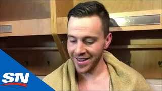 Jonathan Marchessault Sounds Off on Referees After Game 7 Loss To Sharks