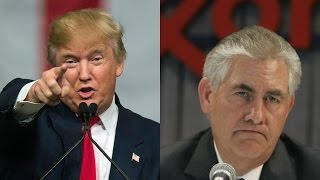 BREAKING: Trump Picks Exxon CEO Rex Tillerson For Secretary of State