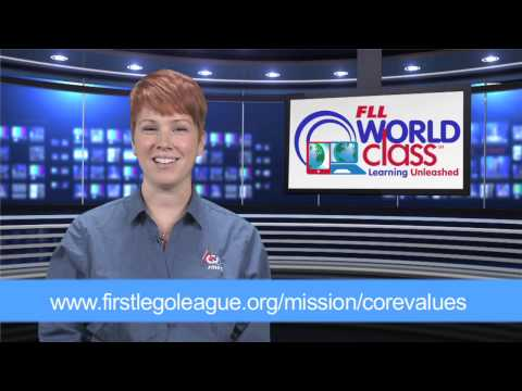 FLL WORLD CLASS 2014 - Overview of the Challenge Video