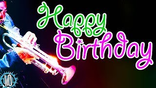 HAPPY BIRTHDAY SONG! JAZZ VERSION! 10 hours of Jazz Instrumental Music Remix! #happybirthday #hbd