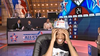 ULTIMATE ALL- STAR FANTASY DRAFT REACTION! 200K SUBSCRIBER SPECIAL!!!
