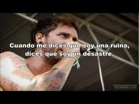 Tell Me I'm a Wreck - Every Avenue (letra en español)