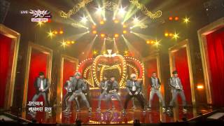 [HIT] 뮤직뱅크-Super Junior - MAMACITA(야야야).20140829