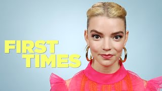 """Anya Taylor-Joy From """"Emma"""" Tells Us About Her First Times"""